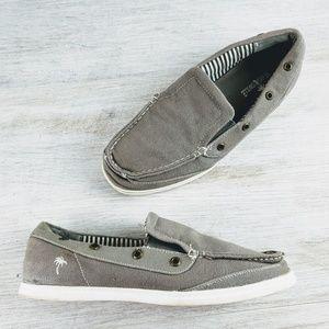 Margaritaville Canvas Boat Shoes
